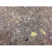 Холстопрошивное полотно цветное ХПП