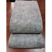 Полотно иглопробивное каландрированное 600г/м.кв серый меланж